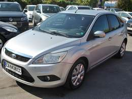 Ford Focus Anniversary